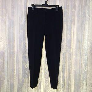 NWT Talbots Petite Hampshire Black Pants